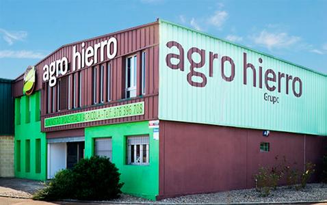 Repuestos agrícolas Agro Hierro