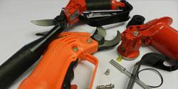 reparar herramientas